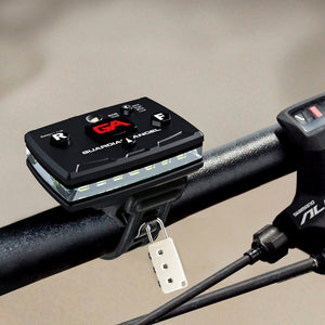 Bike/Rail Rubber Strap Mount with Magnetic Mount