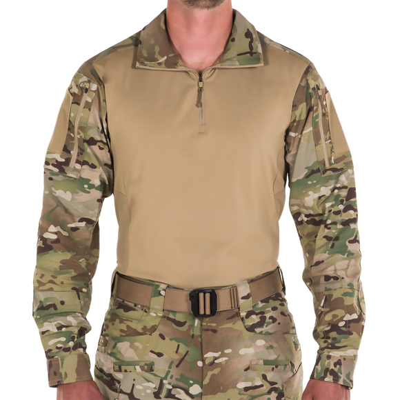 First Tactical Defenders Shirt- Multicam