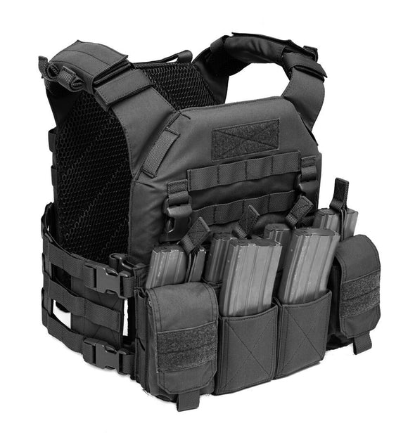 Warrior Assault Systems - Recon Plate Carrier MK1 Combo