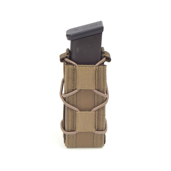 Warrior Assault Systems - Single Quick Mag For 9mm Pistol