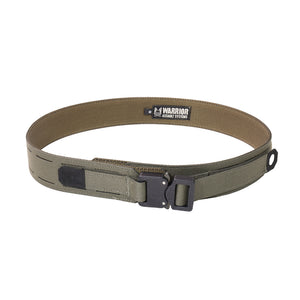 Warrior Laser Cut Fight Light Belt Ranger Green