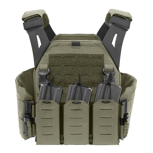 WARRIOR LOW PROFILE CARRIER V1 MK1 RANGER GREEN