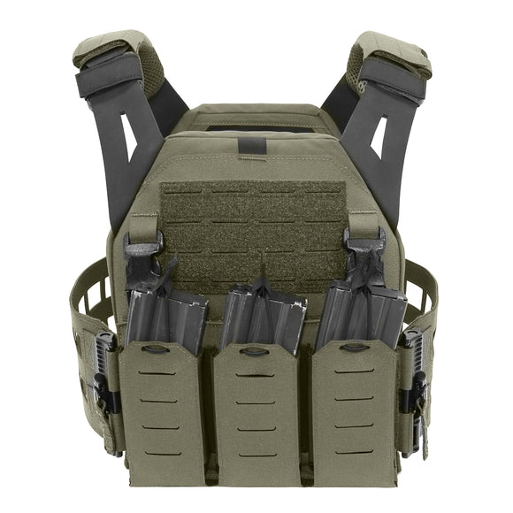 WARRIOR LOW PROFILE CARRIER V2 MK1 RANGER GREEN