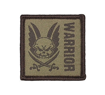 Warrior Assault Systems -Patch Dark Earth