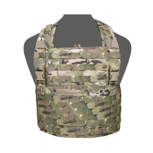 901 ELITE OPS BASE CHEST RIG MULTICAM