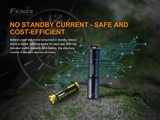 Fenix-PD36R + E01 V 2.0 Combo (Battery Included)