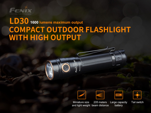 Fenix LD30(Battery Included)