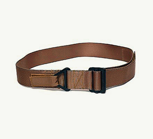 Riggers Belt-Coyote Tan