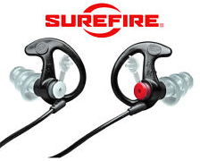 Surefire EP4 Sonic Defenders Plus – Black