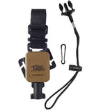 GEAR KEEPER COMBO MOLLE MOUNT 9OZ (Coyote Tan)