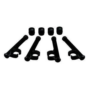 PELTOR GUIDE ARMS WITH FRICTION SLEEVES (4 PCS)