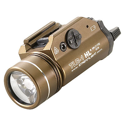 Super Bright, 1000 Lumen LED Tactical Weapon Light