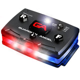 Infrared Hybrid Red/Blue Wearable Safety Light
