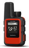 Garmin - inReach Mini - Lightweight and Compact Satellite Communicator. Black and Orange colours