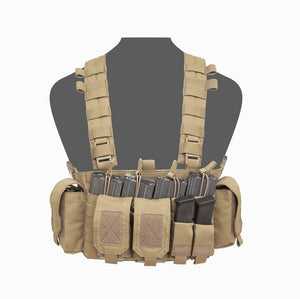 Warrior Assault Falcon Chest Rig Coyote Tan