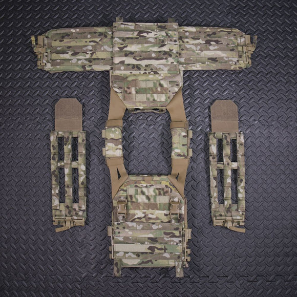 Warrior Assault Systems LPC Ladder Sides V2  Multicam (SIDES ONLY)