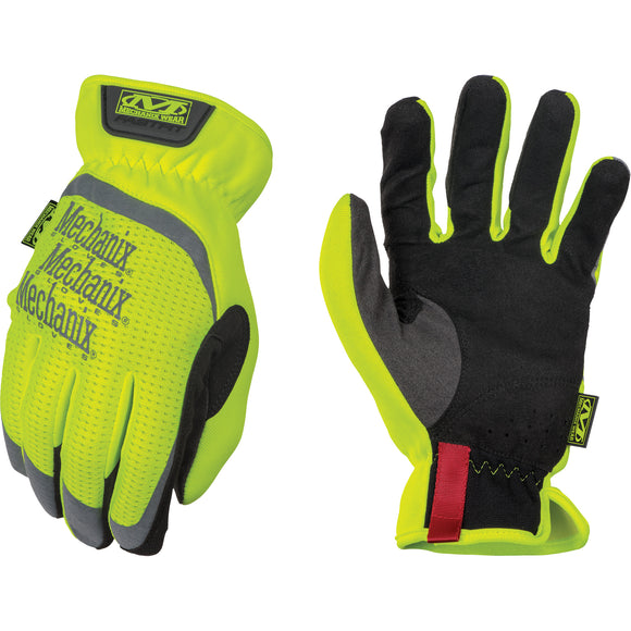 FastFit® High-Visibility Work Gloves