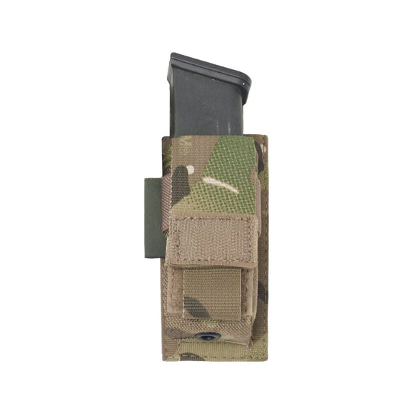 Warrior Single Direct Action 9MM Pistol Pouch
