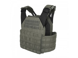 "Warrior Assault Systems - Low Profile Carrier ""LPC"" with Solid Side V1 (Ranger Green)"
