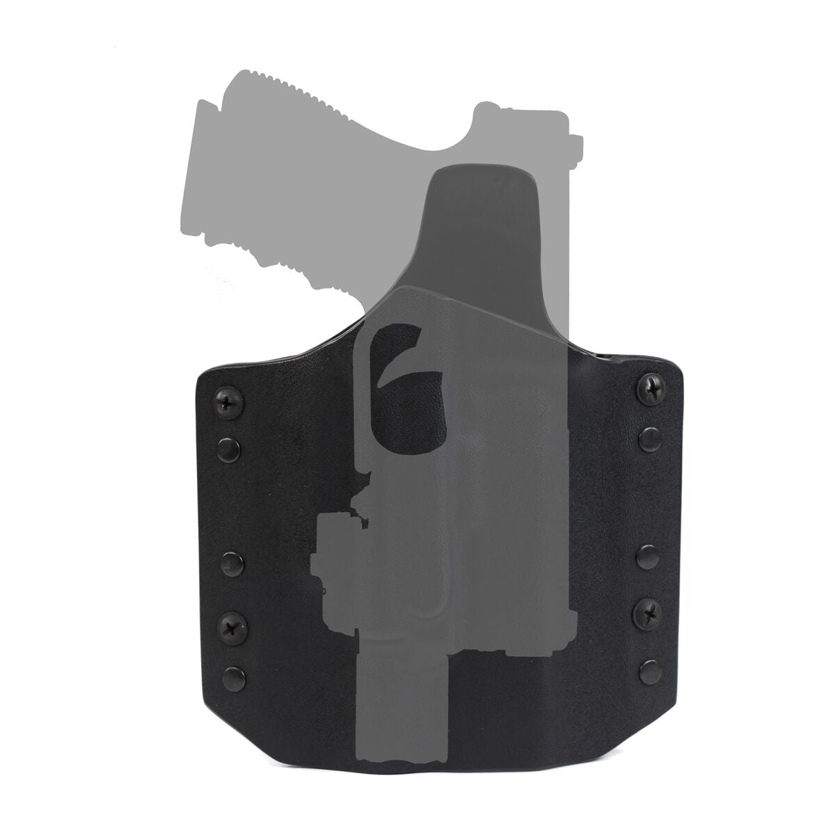 Ares Kydex Holster Glock-17/19 X300/X400 Weapon Lights