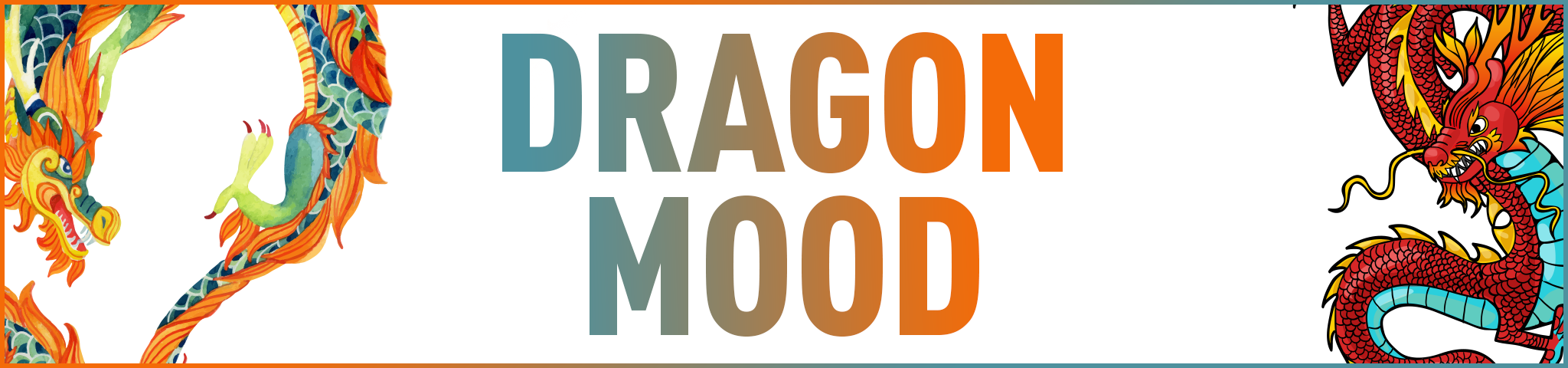 Dragon Mood Collection- Orologi Unisex di Doodle the Original