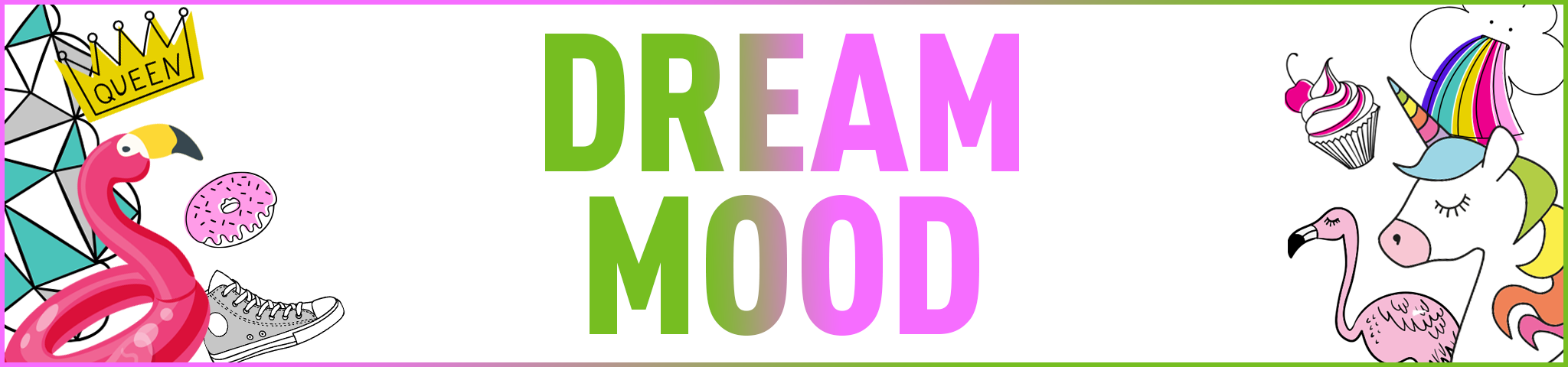 Dream Mood - unisex orologi per bambini 32mm