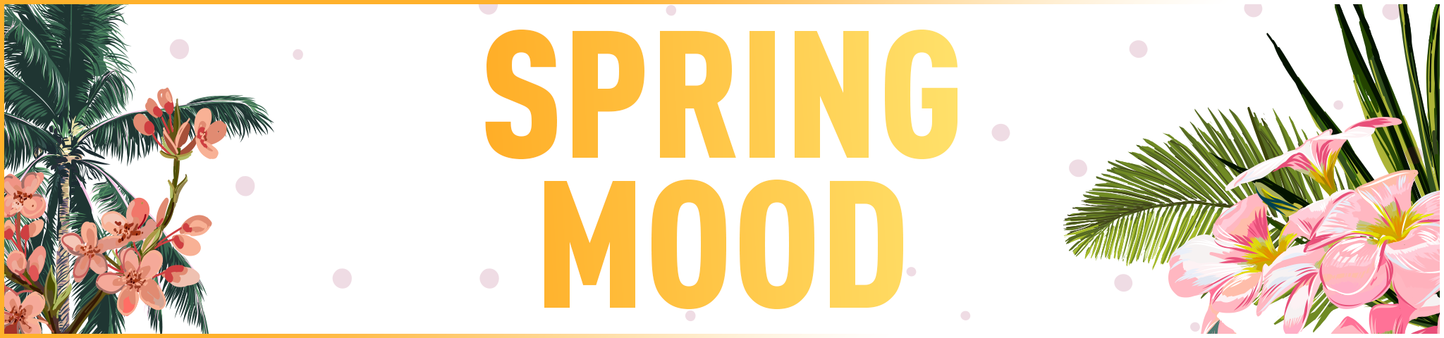Spring Mood - Doodle watches for the spring