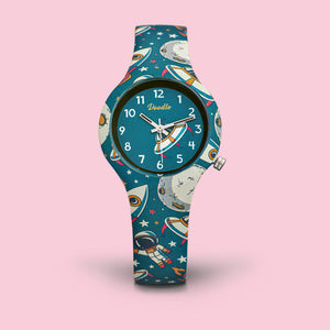 Space Walker kids watch orologio spazio