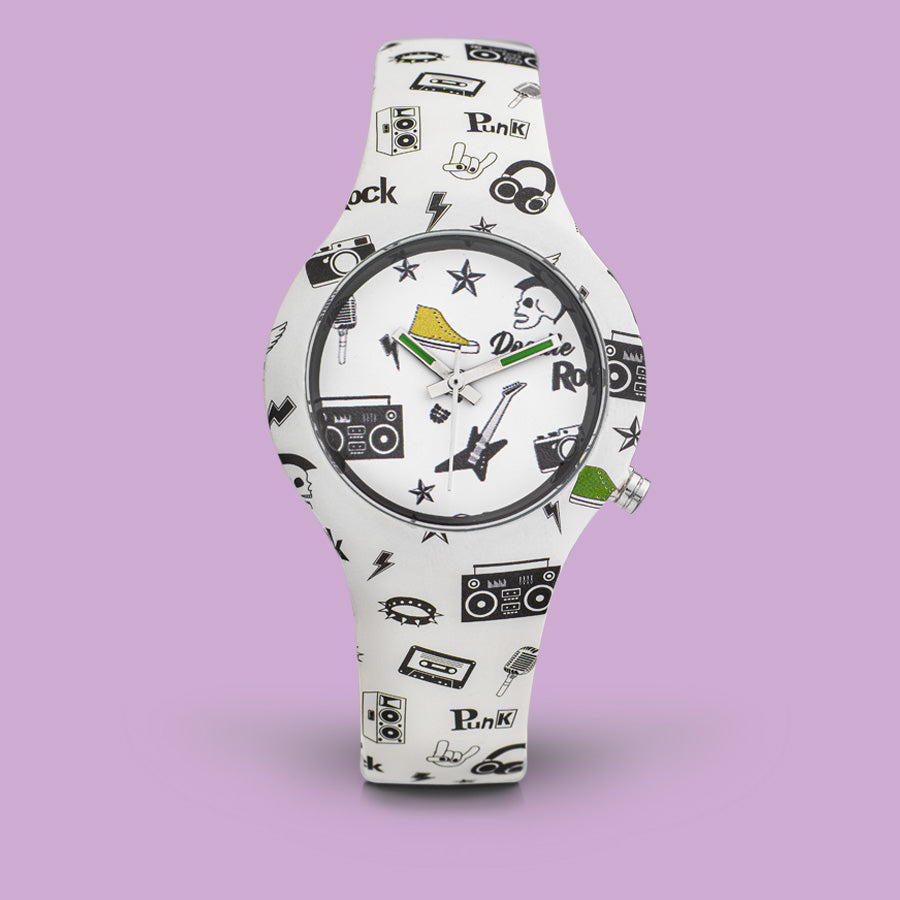 Doodle the Original 80's Rock Women's Watch