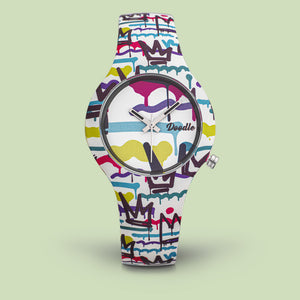 Spray Paint Women's Watch Doodle the Original