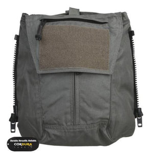 Zip-On Panel Pouch