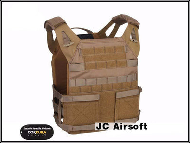 JC Airsoft JPC 2.0 Jumpable Plate Carrier - JC Airsoft