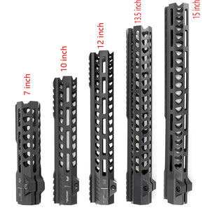 MLOK Handguard For AR Rifles - JC Airsoft