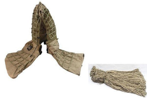 Ghillie Suit Foundation w/ Optional Burlap - JC Airsoft