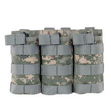 Triple Open Top 5.56 1000D Mag Pouch - JC Airsoft
