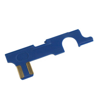 SHS Selector reinforcement plate for Airsoft AEG Gearbox Version 2 - JC Airsoft