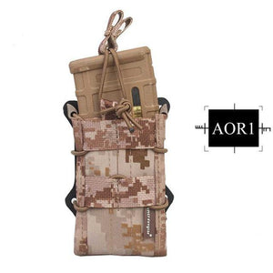 Double Decker 5.56 Mag Taco Pouch - JC Airsoft