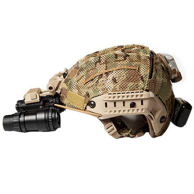 L/XL Multicam Limitless Airframe Helmet Cover - JC Airsoft