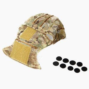 Multicam Limitless Airframe Helmet Cover - JC Airsoft