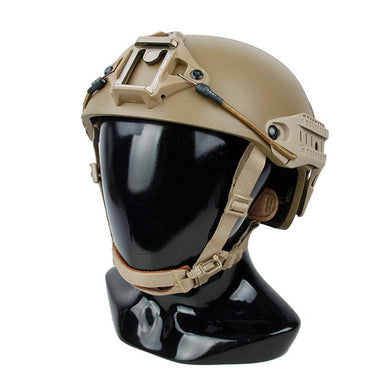 Limitless Airframe Helmet V.2 w/ Wilcox L4 Shroud (CB and RG) - JC Airsoft