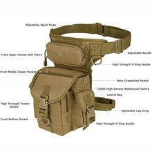 Cordura 1000D Drop Leg Bag (Ammo, Medic, and More) - JC Airsoft