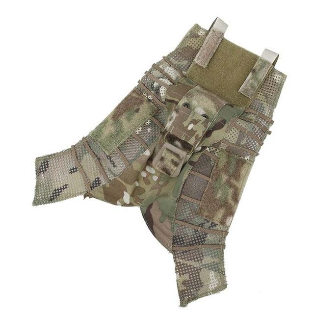 S/M Fast or Maritime Helmet Cover (Multicam) - JC Airsoft