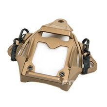 Modular Bungee Shroud - NVG Mount Adapter - Compatible with L4G24 L4G19 - JC Airsoft