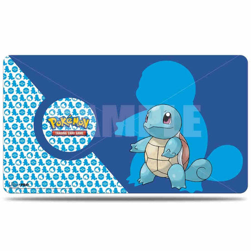 Pokemon - Squirtle - Ultra Pro Rubber Playmat