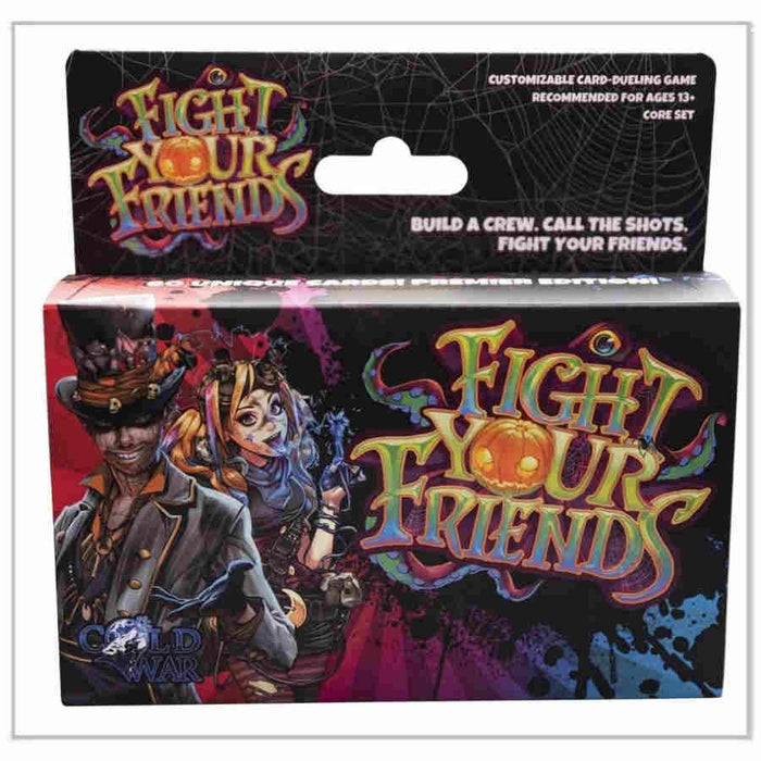 Fight Your Friends Board Game