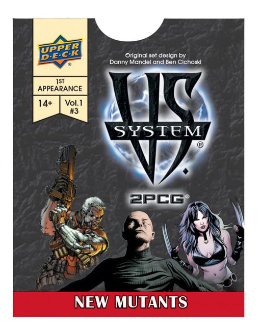 VS System: New Mutants Board Game