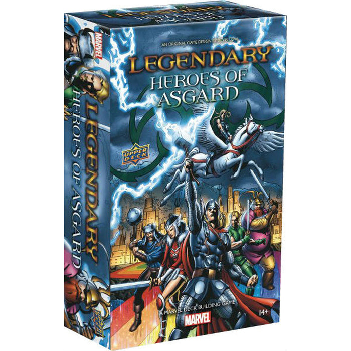 Marvel Legendary: Deck Building Heroes of Asgard Expansion Board Game