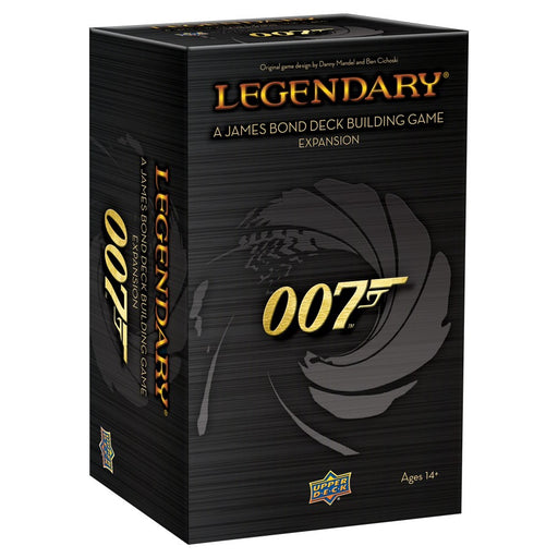 Legendary: James Bond Expansion Board Game
