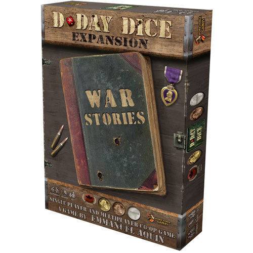 D-Day Dice (2nd Edition): War Stories Expansion Board Game (Pre-order)