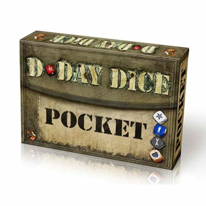 D-Day Dice: Pocket Edition Board Game (Pre-Order)
